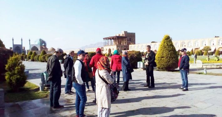 Iran's Inbound Tourism Boom after US Sanctions