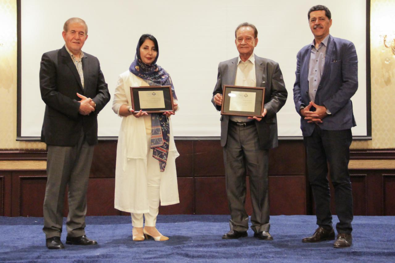An Appreciation Ceremony of Tour Guides by Iran Doostan