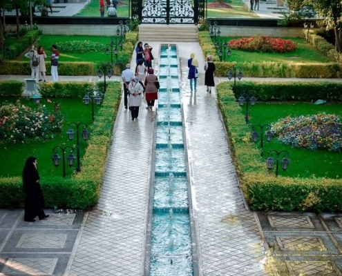 Cinema Museum in Ferdows Garden in Tehran- Travel-to-Iran (2)