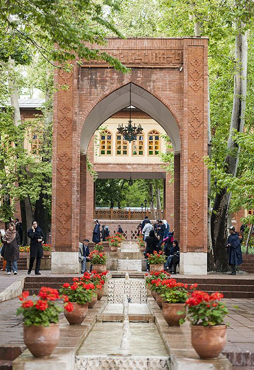 Top 10 Historical Garden Museums in Tehran