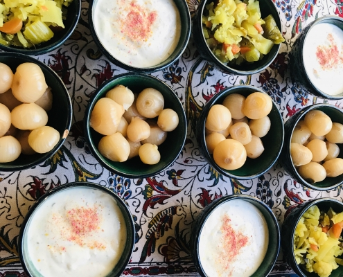 Scoprire le tradizioni culturali e culinarie Persiane!