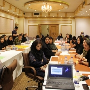 Customer Loyalty Workshop at Iran Doostan