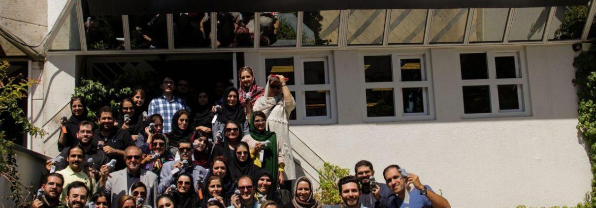 Customer Experience Design Workshop at Iran Doostan Tours