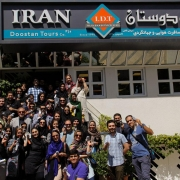 Customer Experience Design Workshop at Iran Doostan Tours