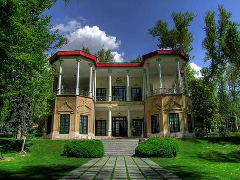 Ahmad-Shahi-Pavilion
