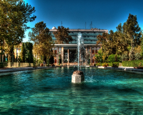 places to visit in Tehran