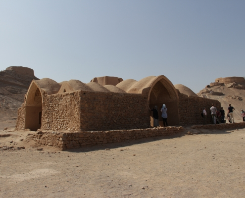 Zoroastrian's Dakhmeh