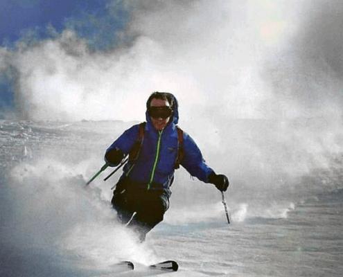 Ski in Iran