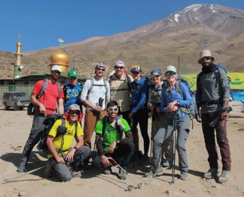 Adventure Tour in Iran