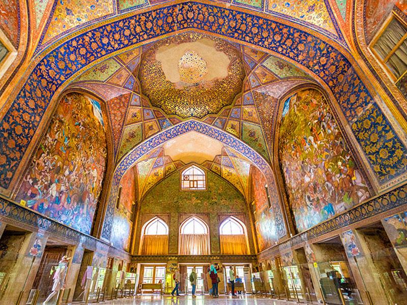 Chehel sotoun - Isfahan