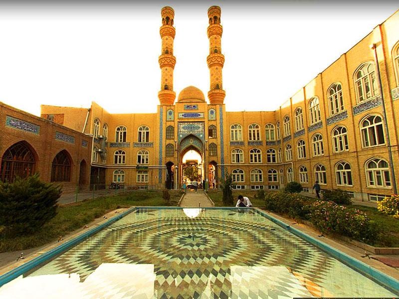 Tabriz Jame Mosque