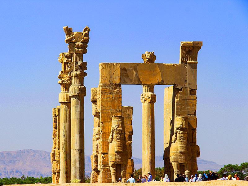 Visit Iran- Persepolis