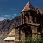 places to visit in Tabriz - Saint Stephanus church