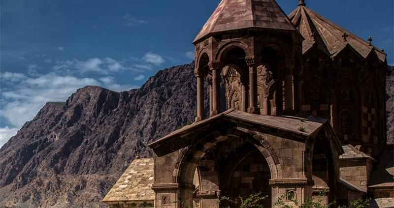 places to visit in Tabriz - Saint Stephanus church