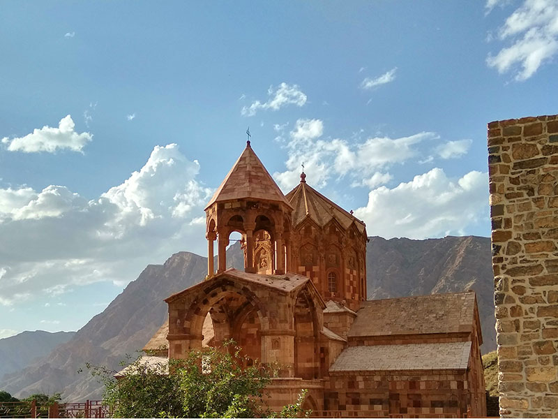 places to visit in Tabriz-Saint Stephanos church