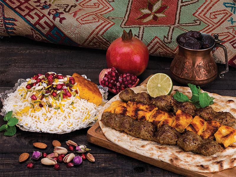 foodie-Iranian dish