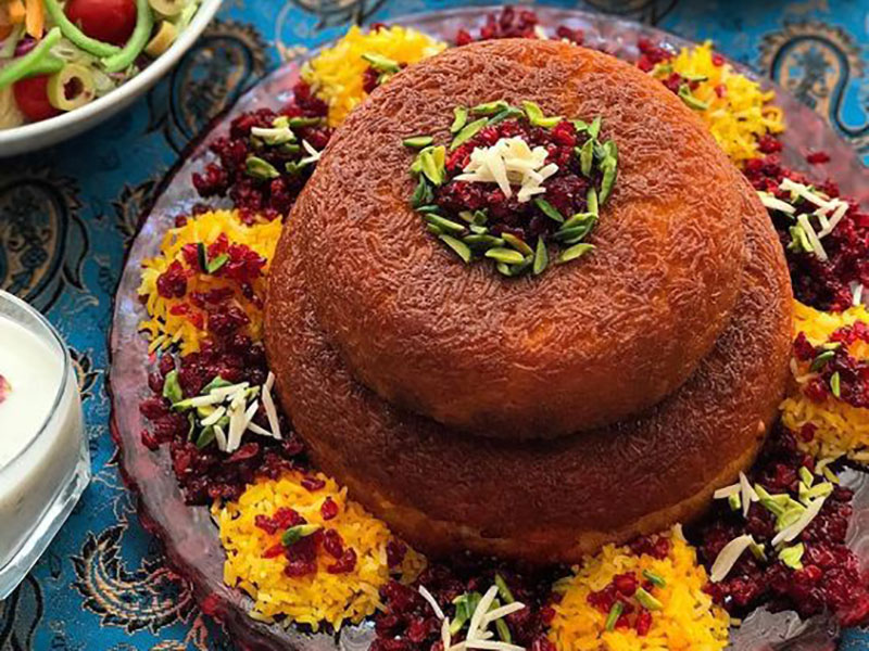 Persian food - foodie