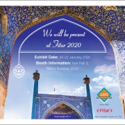 Fitur 2020 - Iran Doostan