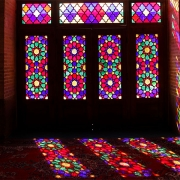 Pink mosque- Shiraz