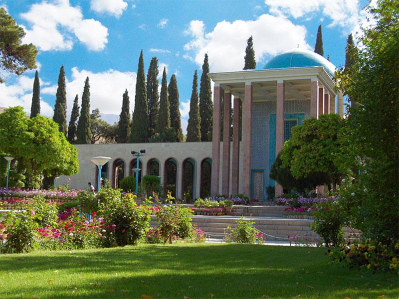 Shiraz tourist attractions: Saadie