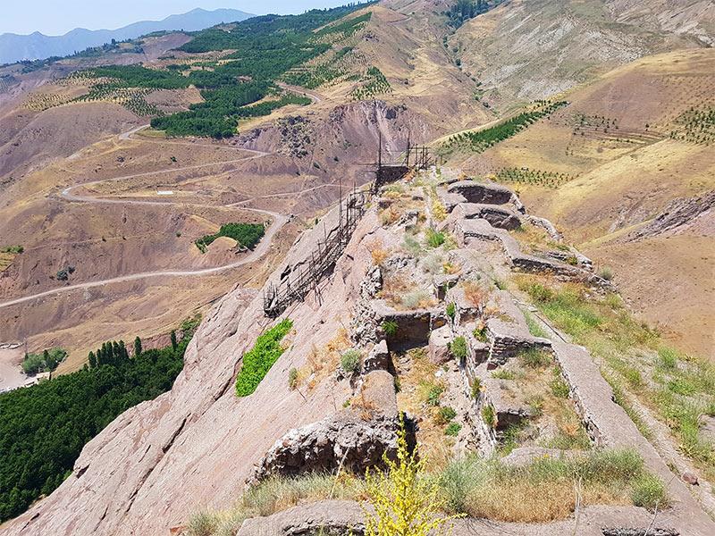 Alamut Castle- Iran