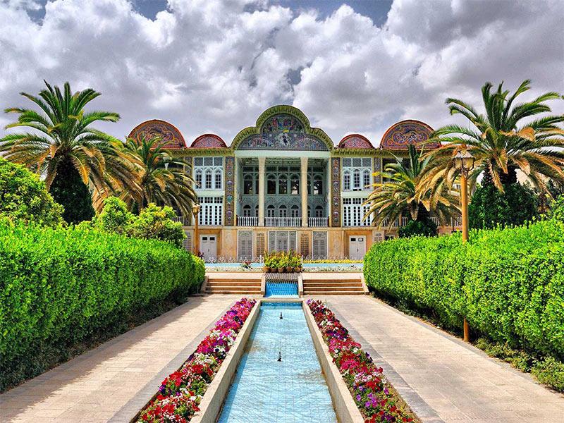 Eram Garden- Instagram photography in Iran