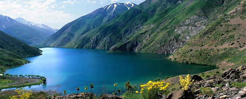 Gahar Lake- Iran local attractions