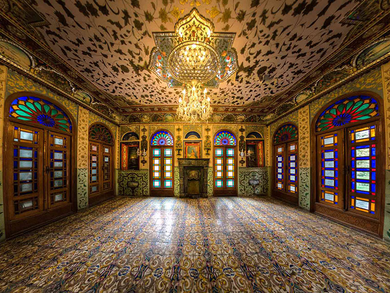 Golestan palace - Instagram photography in Iran