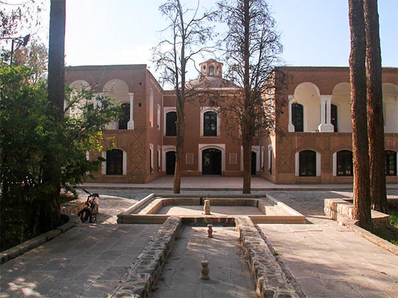 Harandi Garden Museum: Iranian music