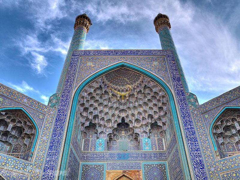Imam Mosque- Instagram photography in Iran