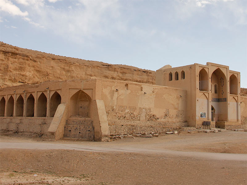 Izadkhast Castle - Iran