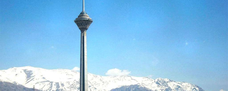 Milad Tower - Tehran tourist attractions