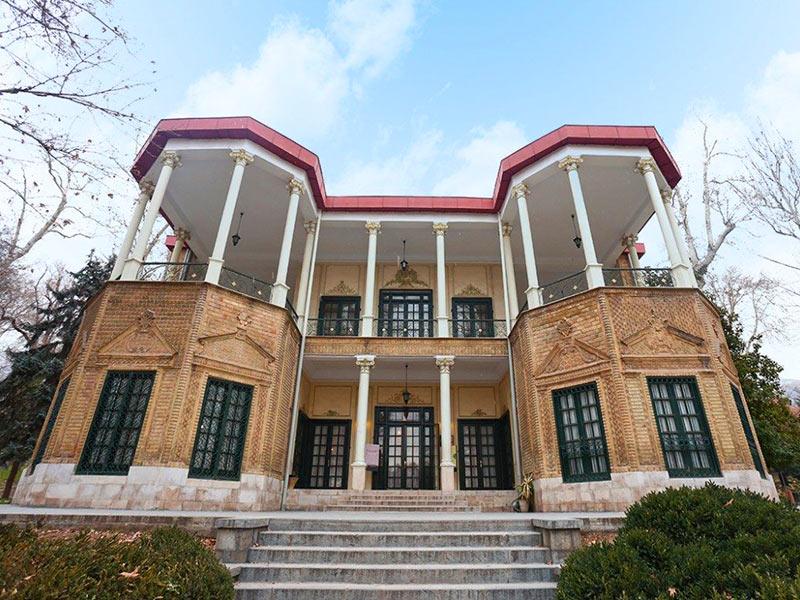 Niavaran palace: Tehran tourist attractions