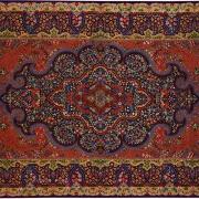 The silk carpet of Qom
