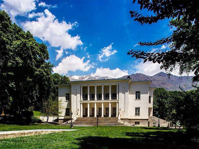 Sa'adabad Palace, Tehran, Iran