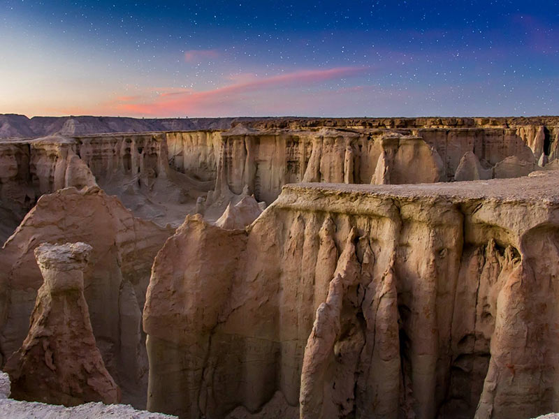 Valley of Stars - Qeshm Island