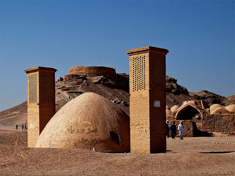 tower-of-silence- Yazd