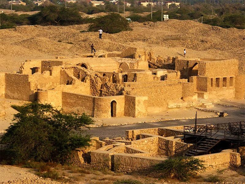 Kish Island, Harireh ancient city