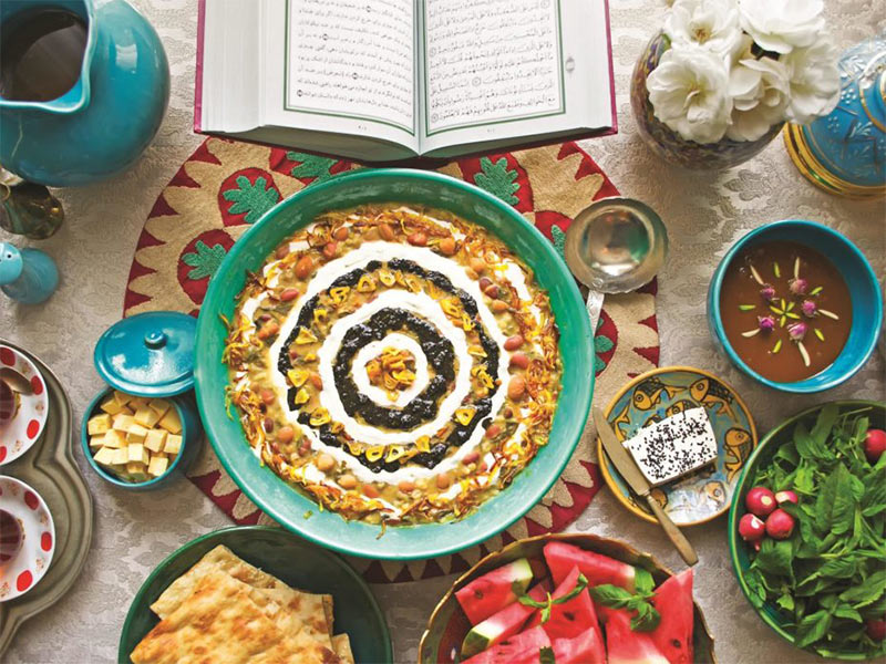 Iranian Iftar