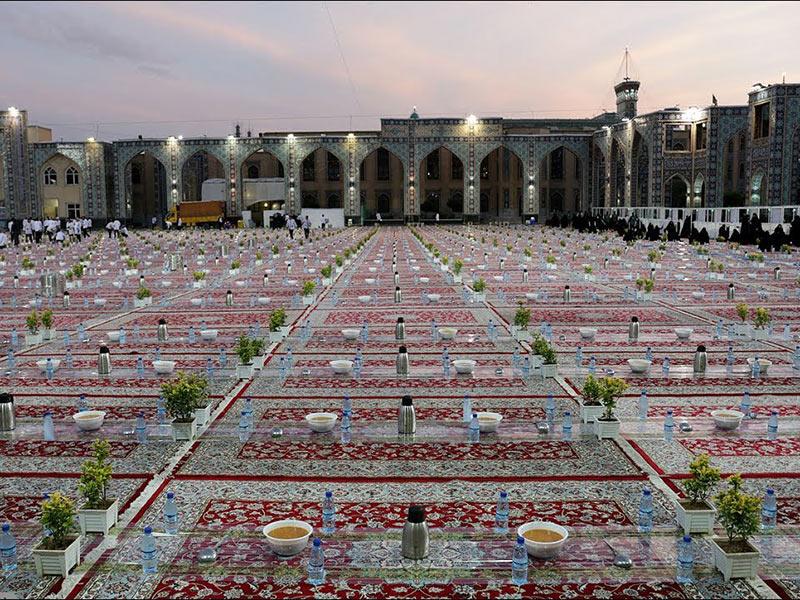Ramadan in Iran - Mashhad
