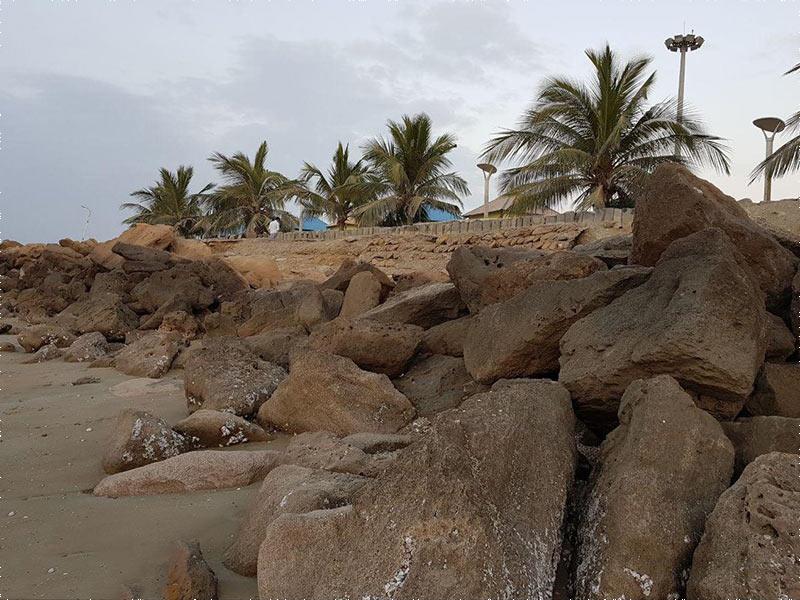 Tis Beach - Chabahar