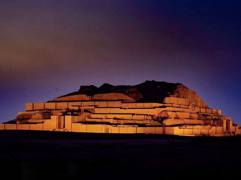 Choghazanbil ziggurat