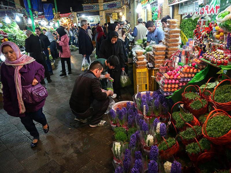 Social life in Iran