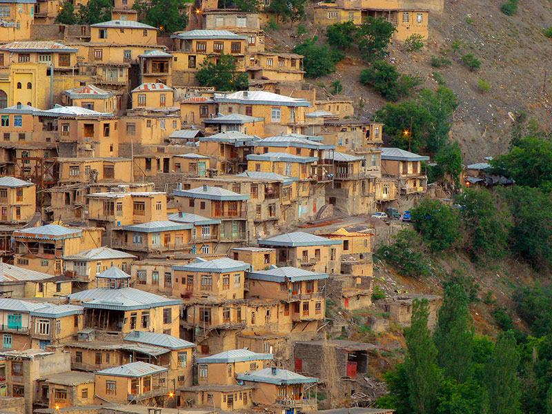 Kang_village-Iran