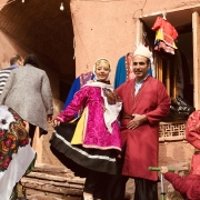 Iran culture tours- Abyaneh