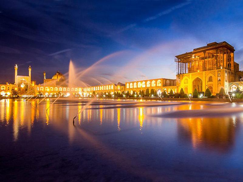 Naghsh_E Jahan Square, Isfahan - Iran
