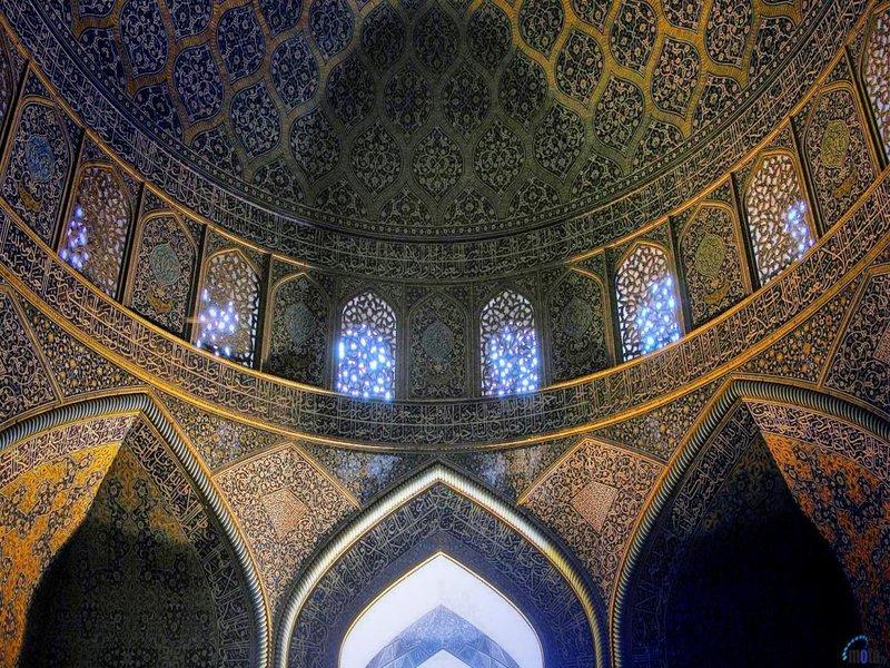 Sheykh Lotfollah mosque