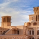 Yazd windtowers