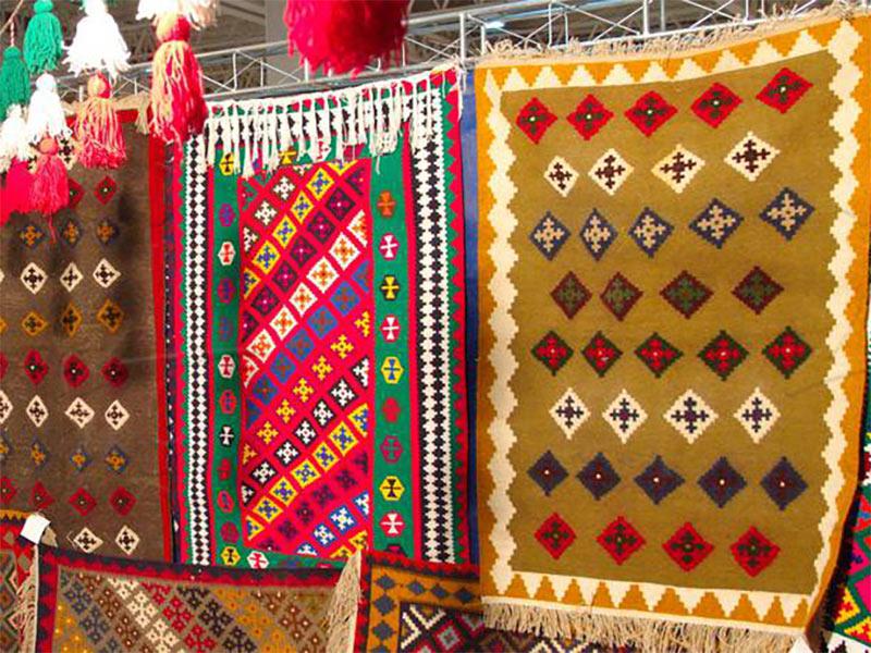 Kilim - Souvenirs from Jiroft