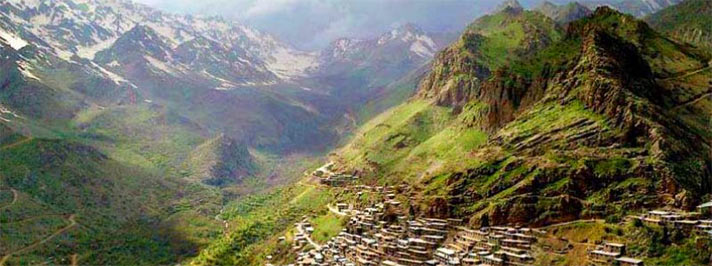 Kurdistan-attractions